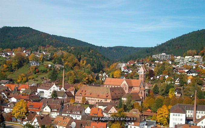 Alpirsbach Schwarzwald