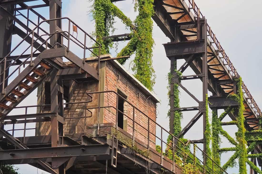 Industrieromantik im Ruhrgebiet