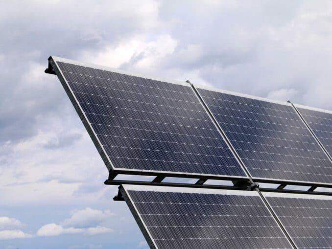 Photovoltaik PV Anlage