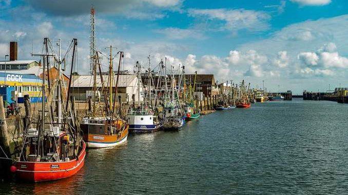 Cuxhaven im Hohen Norden