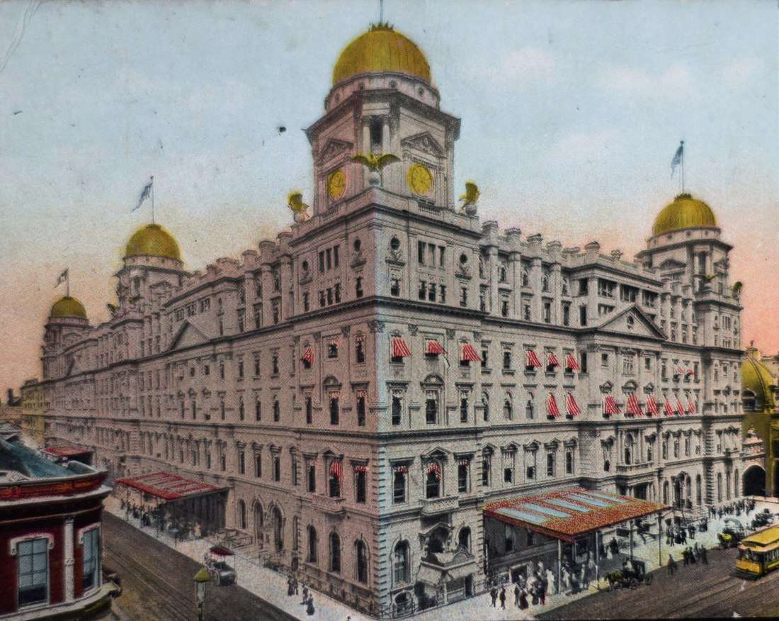 Grand Central Station, New York (ca. 1902)