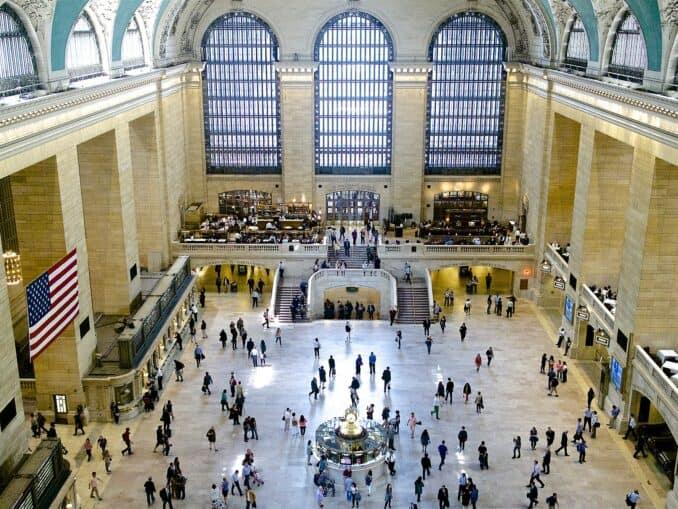 Grand Central Terminal Bild: Danazar CC BY-SA 4.0
