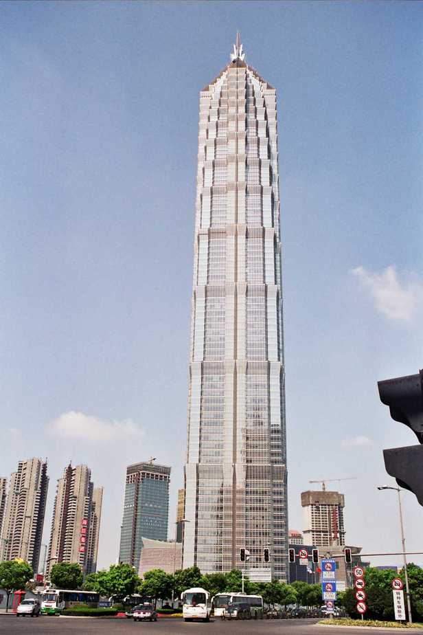 jin-mao tower
