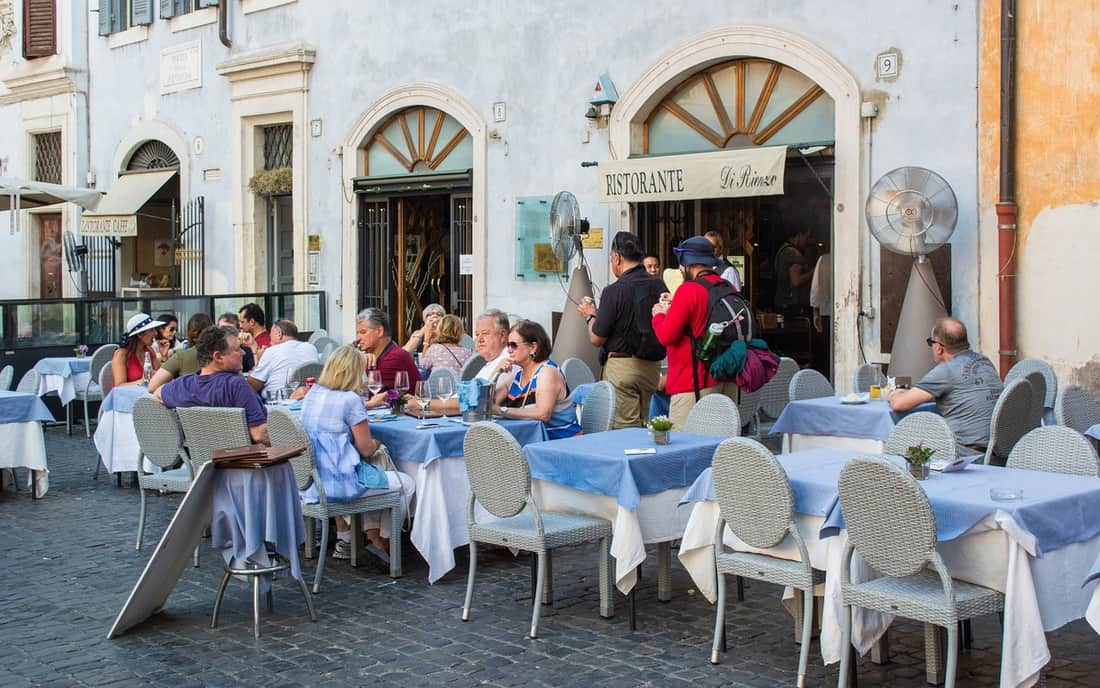 Rom Restaurant