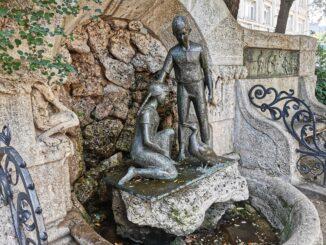 Märchenbrunnen Leipzig